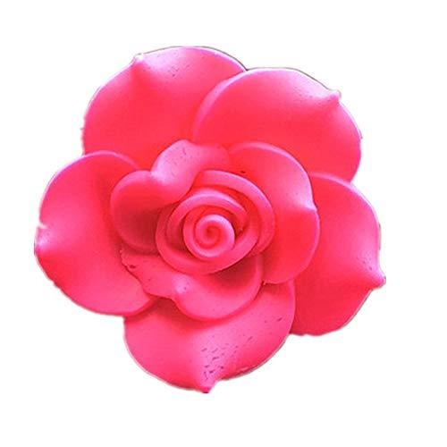 Ambientador Coche Olor Nuevo Ambientador Coche Nuevo Coche Essentials Accesorios de Coche Ambientadores para Coches El Mejor ambientador de Coche Rose Red
