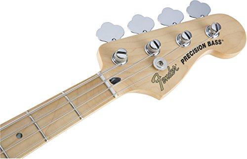『Fender エレキベース Deluxe Active P Bass® Special, Maple Fingerboard, 3 Color Sunburst』の6枚目の画像