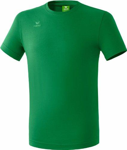 Erima Kinder T-Shirt Teamsport, Smaragd, 140, 208334