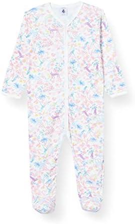 Petit Bateau 5980601 babymeisjes Nachthemd