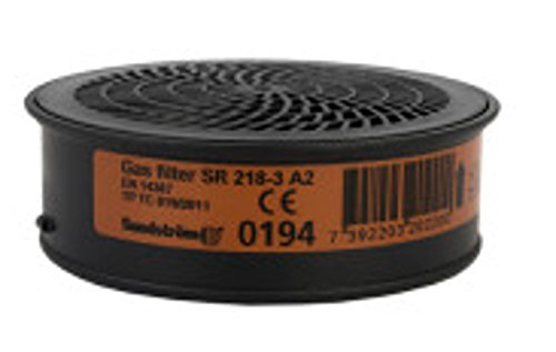 Sundström SR218 Atems CH FILTER -A2-218-5, 1 Stück