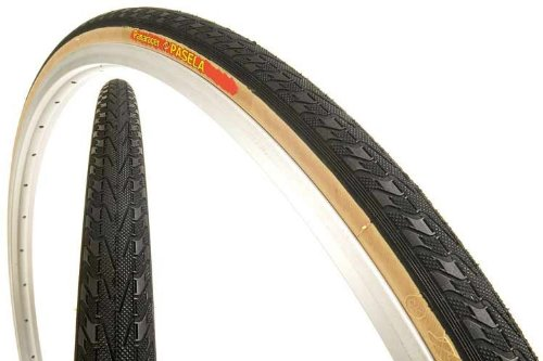 panaracer Pana Pasela Tour Guard Bicycle Tire (Wire Bead, 26x1.5)