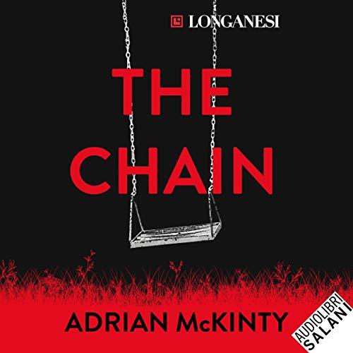 The chain copertina