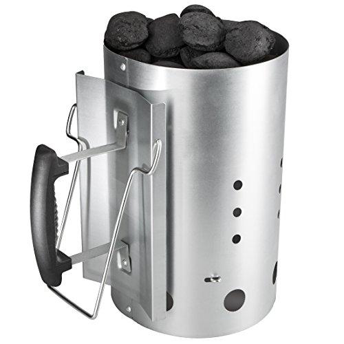 Bruzzzler - Chimenea de encendido con mango de seguridad - encendedor de...