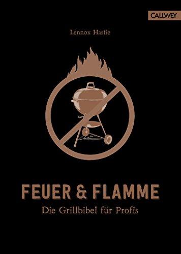 Feuer & Flamme: Die Grillbibel für Profis