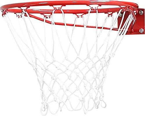 Pure 2 Improve Basketballring mit Netz - Basketballkorb - Für Kinder und Erwachsene - 45cm