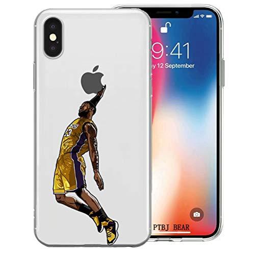 BAI JING Handyhülle für iPhone 6/6s, Ultra Slim Clear TPU, Stoßfest und Kratzfest - KUNDENGERECHTE Muster [LZX20190553]