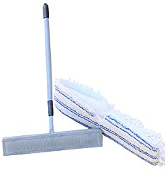 Quality Line Universal Carpet Rake, Effective & Safe For Pet Hair Removal