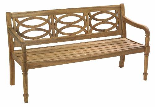 Hartman 65423000 Cleobury 3 Seater Bench