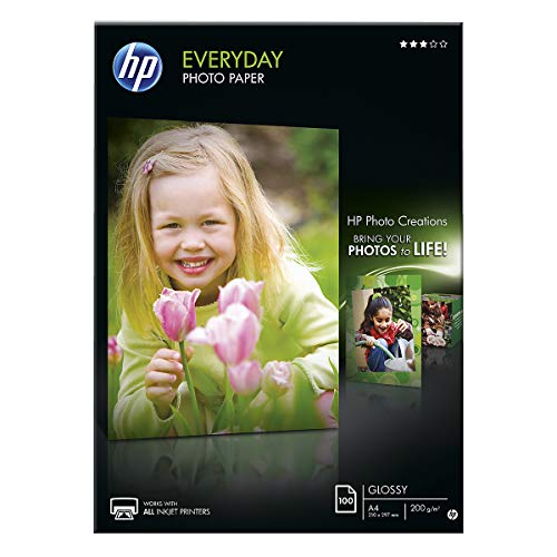 Hp Everyday Photo Paper...