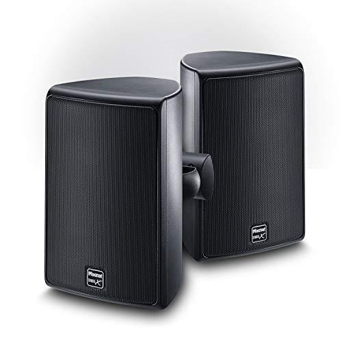 Magnat Symbol X 160, Indoor- und Outdoor-Regallautsprecher, Kompakt-Lautsprecher für professionelle und semiprofessionelle Beschallung, spritzwassergeschützt, 1 Paar