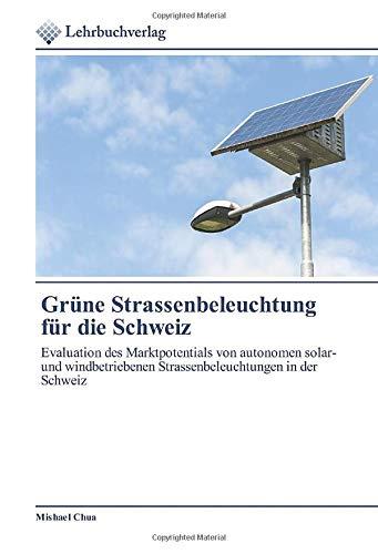 Grüne Strassenbeleuchtung für die Schweiz: Evaluation des Marktpotentials von autonomen solar- und windbetriebenen Strassenbeleuchtungen in der Schweiz