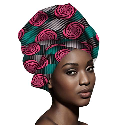 Chien TJ09 Traditional African Headwrap Headtie Nigerian Polyester Fiber Scarf Headwear Lots Colors Available 43''35'' (0921)