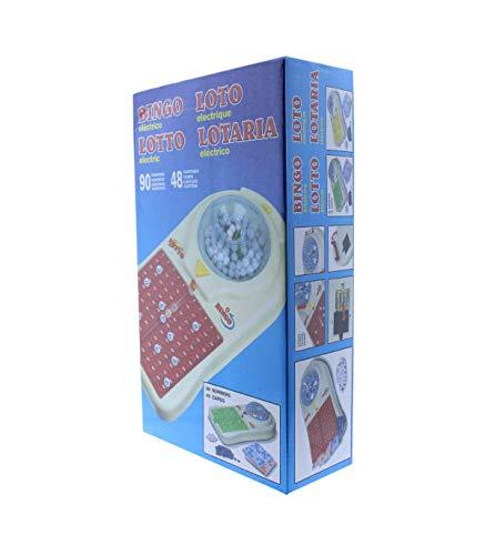 Grupo K-2 Juego de Bingo 38x22x10