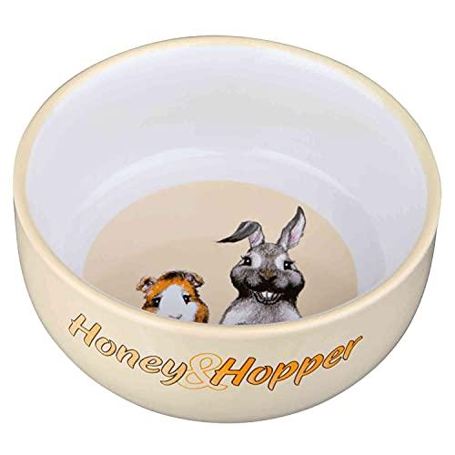 Trixie 60808 Honey & Hopper Keramiknapf, 250 ml/ø 11 cm