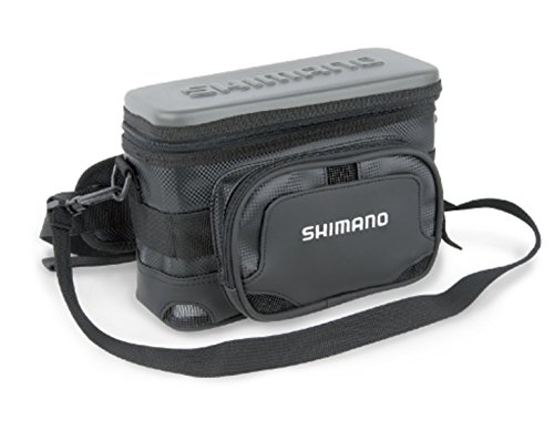 SHIMANO–Borsa per Esche, per la Pesca, Colore: 0
