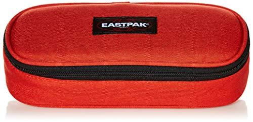 Eastpak OVAL SINGLE Astuccio, 22 cm, Rosso (Teasing Red)