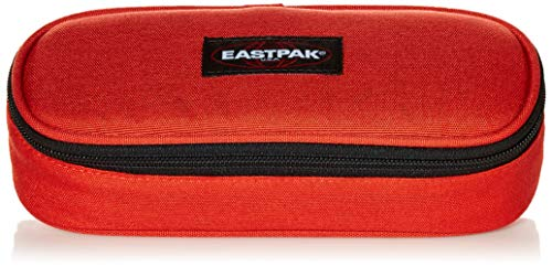 Eastpak OVAL SINGLE Astuccio, 22 cm, Rosso (Teasing Red)