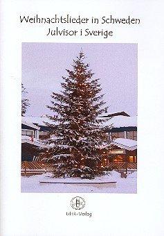 Weihnachtslieder in Schweden: Liederbuch (dt/schwed)
