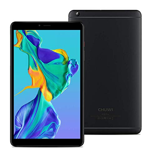 CHUWI 4G LTE Tablet PC Hi9 Pro 2K Display 8.4 Inch Android 8.0 OS (MTK X20) Ten Core, up to 2.3GHz 2560x1600 FHD 3GB RAM 32GB ROM, WIFI, Bluetooth