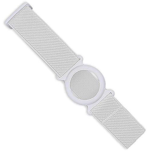Diasticker® | Freestyle Libre - Fascia da braccio per sensore/Protezione sensori | Flessibile | Fascia protettiva per sensori Freestyle Libre | Anello: Bianco (Medium: 25-35 cm, Bianca)