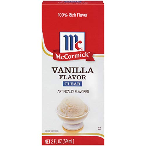 McCormick Clear Vanilla Flavor, 2 fl oz