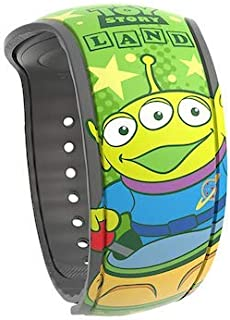 Parks Disney Toy Story Alien MagicBand 2 - Toy Story Land
