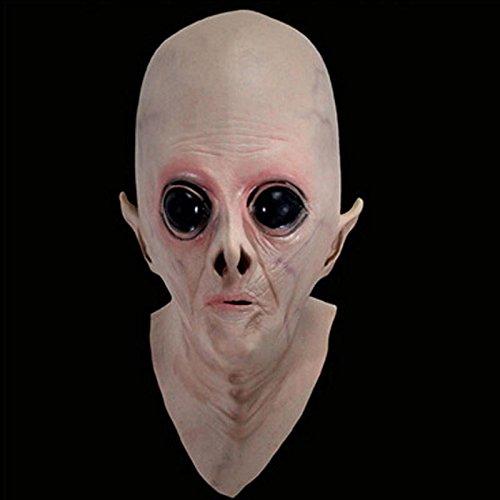 ZUOZUO Halloween-Maske Halloween-Masken-Thema-Masken-Kleber-Masken-Spitzen-Urlaubsparty-Versorgungen