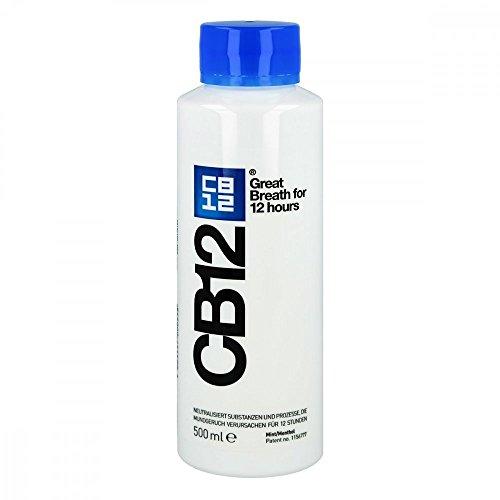 CB12 - CB 12 Colutorio para la Halitosis 500 ml