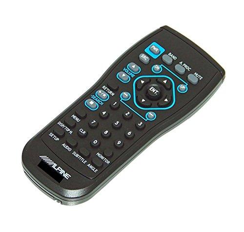 Telecomando Alpine OEM inviato all'origine insieme a: IVAD105, IVA-D105, DVA9860, DVA-9860, IVAW203, IVA-W203