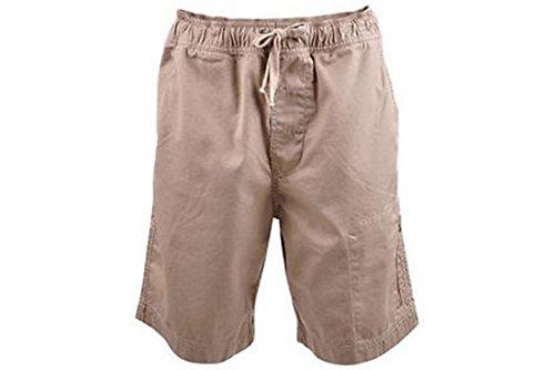 adidas Hike Court Short Pantalones Cortos, Beige (Beige Z38739), M para Hombre