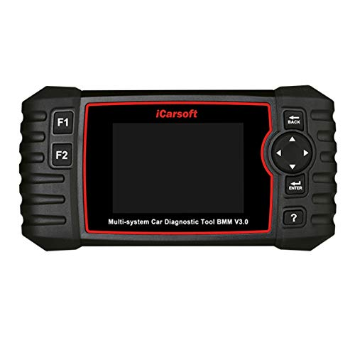 iCarsoft BMM V30 for BMW/Mini/Rolls_Royce Diagnostic Tool with auto VIN/Quick Test/Actuation Test