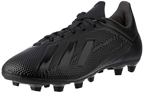 Adidas X 18.4 Fg Voetbalschoenen voor heren, blauw