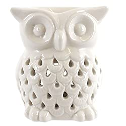 Lovely Ceramic Owl For Oil And Wax Melts Owl Gift Ideas