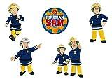 Mono-Quick 302 Feuerwehrmann Sam, 5er Set...