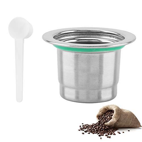Koffie capsule,Herbruikbare koffie vulcontainer passend bij Nespresso koffiemachine Koffiekopje