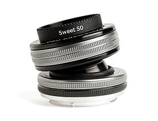 Lensbaby Composer Pro II W Sweet 50 Optic - Objetivo para Nikon (50 mm, f/2.5) Color Negro (B01J4NIJCE) | Amazon price tracker / tracking, Amazon price history charts, Amazon price watches, Amazon price drop alerts