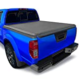 Tyger Auto T3 Soft Tri-Fold Truck Bed Tonneau Cover for 2005-2020 Nissan Frontier; 2009-2014 Suzuki Equator Fleetside 5' Bed TG-BC3N1028