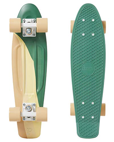 Penny Australia, 22 Inch Swirl Penny Board, The Original Plastic Skateboard