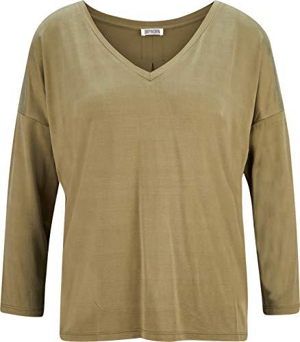 Drykorn Damen Shirt in Oliv S