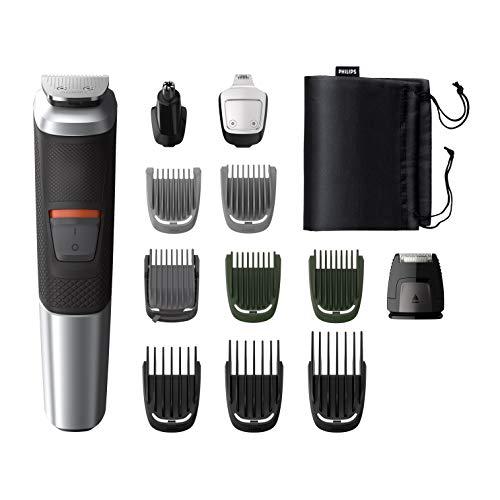 Philips MG5740/15 - Tondeuse cheveux et Multi-styles - Series 5000 12-en-1