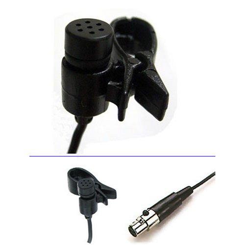 Av-jefe Tcm141-m3 Lapel (Lavalier) Compatible with Akg, Samson Wireless Microphone System