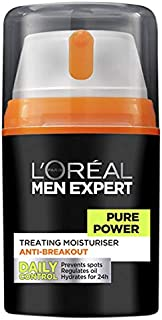 L'Oréal Paris Men Expert Pure Power Moisturize 50ml