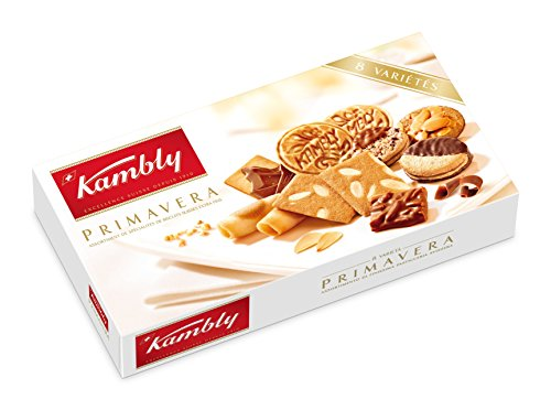 KAMBLY Assortiment Biscuits Primavera 175 g