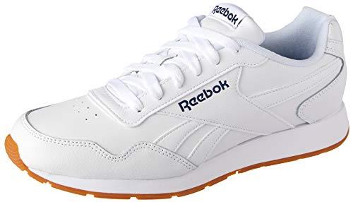 Reebok Reebok Royal Glide, Men's Trail Running, Multicolour White Collegiate Navy Gum 000, 10.5 UK (45 EU)