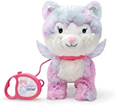 "Cuddle Barn | Enchanted Pets - Comet 11\"" Cat Animated Stuffed Animal Plush Toy for Girls 