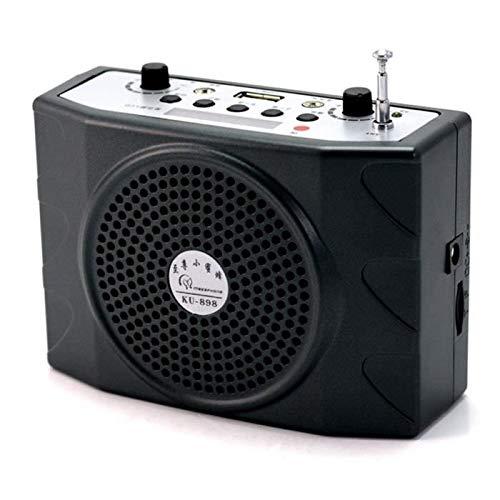 Hihey Voice Changer, draagbare voice booster-microfoon-voice versterker met afstandsbediening voor leraren, handleiding (mogelijk niet beschikbaar in het Nederlands).