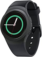 Samsung Gear S2 Wi-Fi Smartwatch - Dark Gray (Renewed)