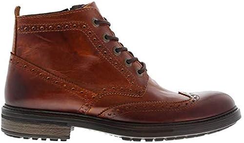 Firetrap Casca Teppich Brogue Stiefelletten Mens-Tan Schuhe Schuhe Schuhe Schuhwerk  Neuheiten