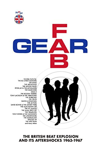 Fab Gear: British Beat Explosion & Its Aftershocks 1963-1967 / Various